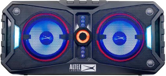 Altec Lansing ALP XP800 Xpedition 8 Portable Waterproof Speaker