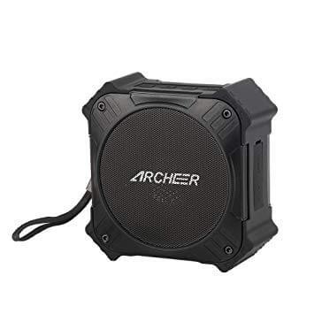 Archeer IPX5 Waterproof Portable Bluetooth Speaker