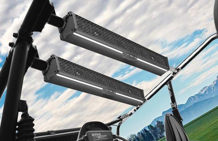 Waterproof Soundbar For UTV & ATV