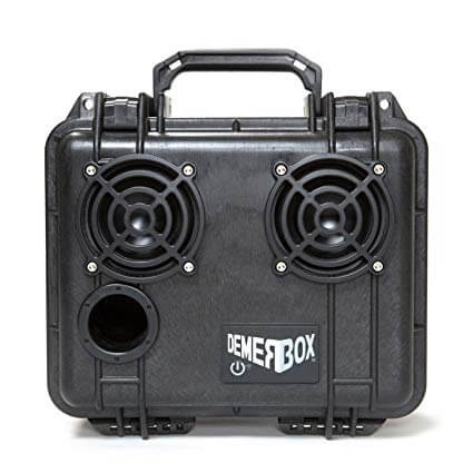 Bluetooth Waterproof Indestructible Speaker From DemerBox
