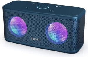 DOSS SoundBox Plus Compact Waterproof Speaker
