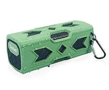 Damusy Portable Waterproof Bluetooth Speaker