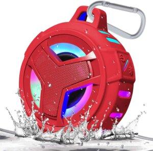 EBODA Waterproof Bluetooth Shower Speaker
