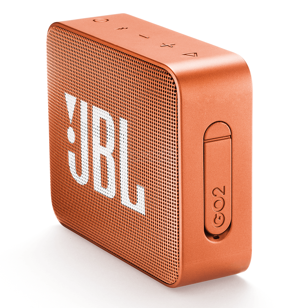 JBL Go 2 Portable Small Waterproof Speaker