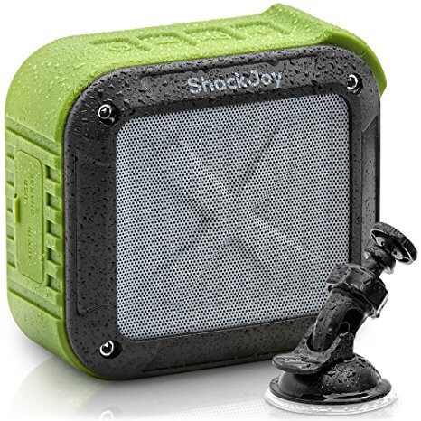 ShackJoy 5W Waterproof Portable Shockproof Wireless Bluetooth Speaker