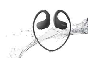 Sony NW WS413 highest rated waterproof headphone with best sleek design