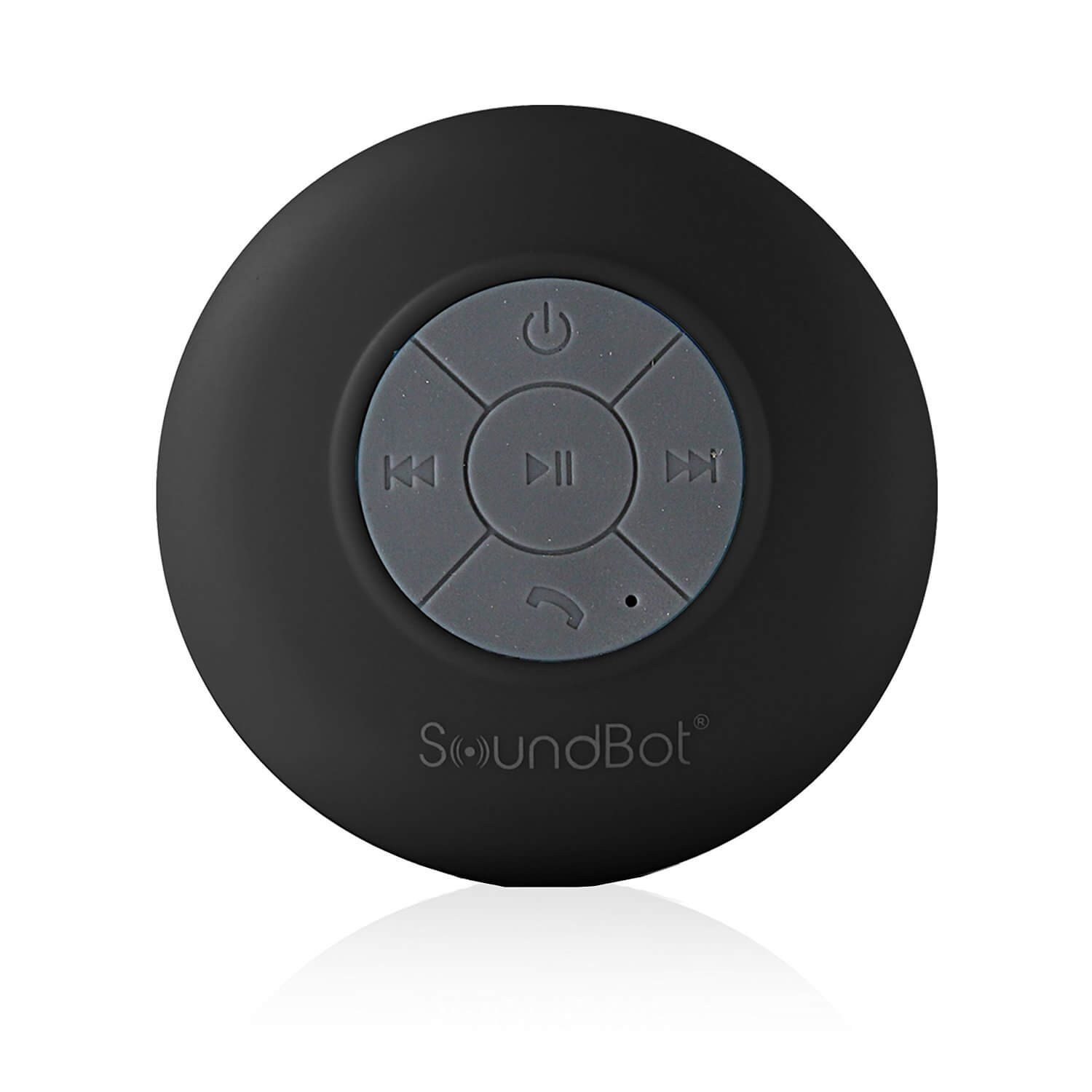 SoundBot SB510 HD Mini Bluetooth 3.0 Waterproof Shower Speaker