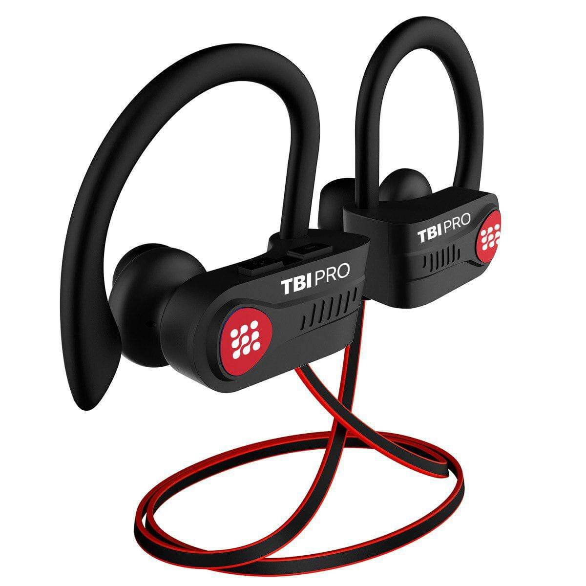 TBI Pro Wireless Sports Headphones for Swimming