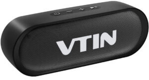 VTIN R4 Portable Compact Waterproof Speaker