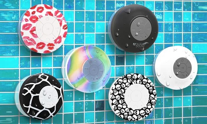 best waterproof shower speaker