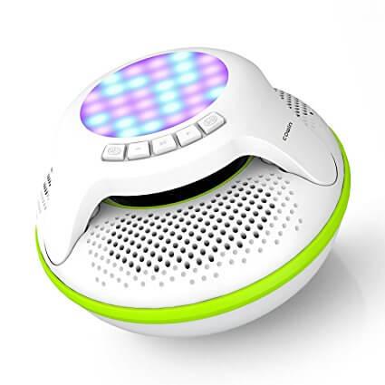 COWIN-Swimmer Waterproof Floating Bluetooth Speaker