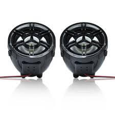 GoldenHawk-USA weatherproof motorcycle speaker