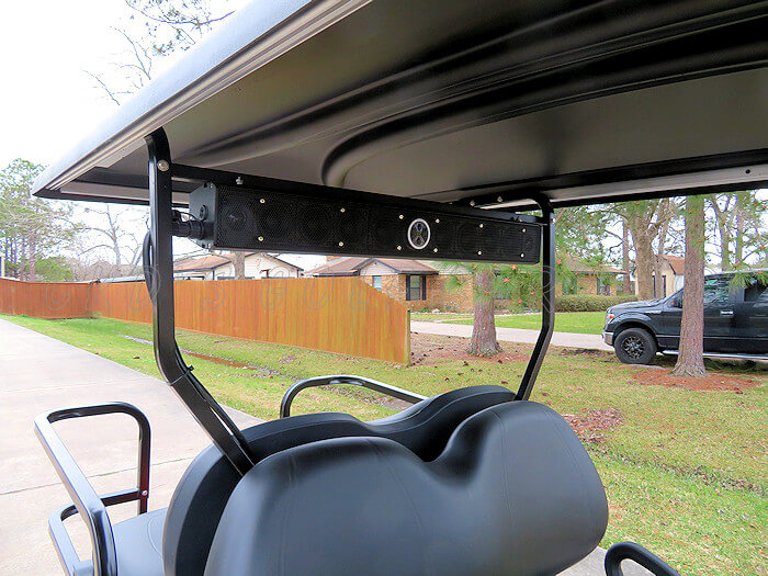 Best Golf Cart Soundbar