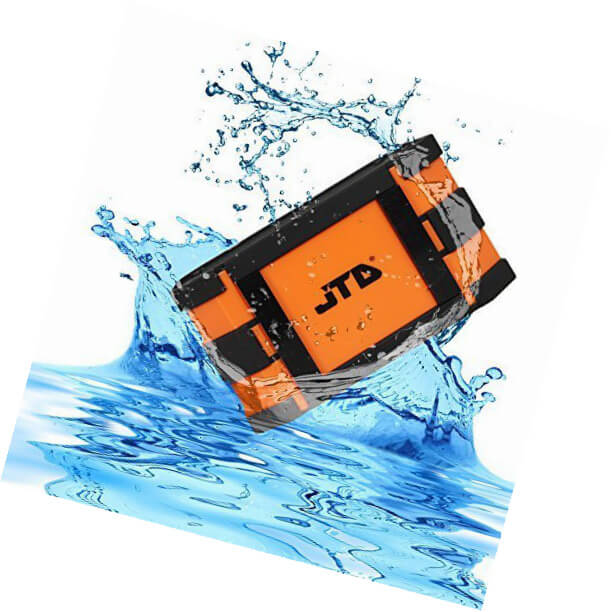 JTD Waterproof Floating Speaker