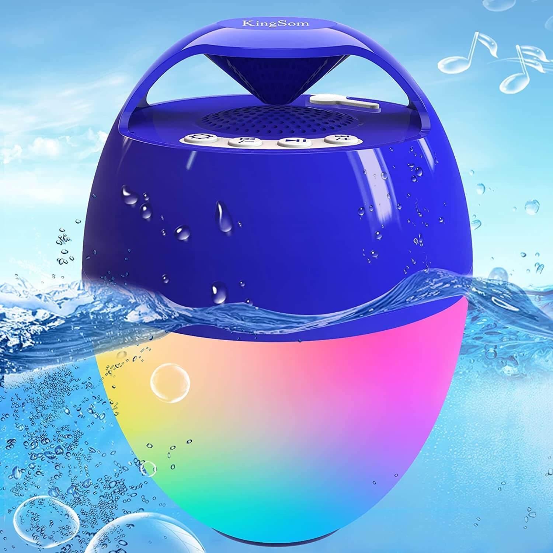 Kingsom waterproof floating speaker