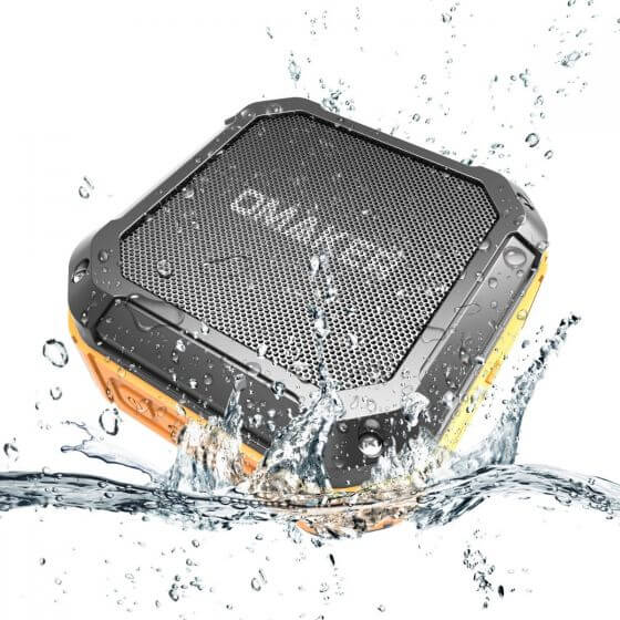 Omaker Nature Floating Waterproof Bluetooth Speaker
