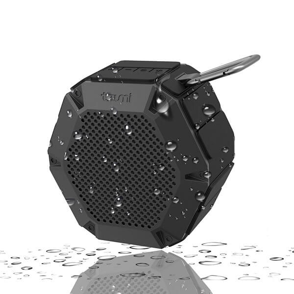 Tzumi AquaBoost Waterproof Bluetooth Speaker