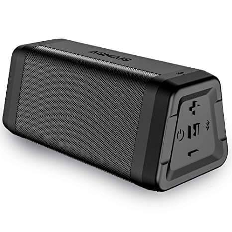 AOMAIS Real Sound Portable Bluetooth Speaker