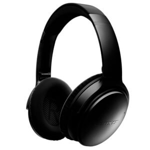 Bose-QuietComfort-35 sleep headphone has active noise cancellation with best in class audio quality
