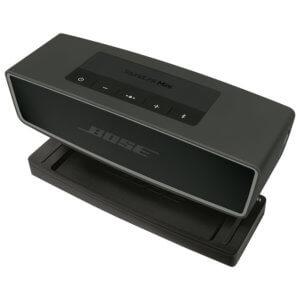 Bose-SoundLink-Mini-II Amazon certified best speaker for Echo Dot pairing