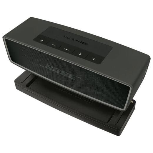 Bose-SoundLink-Mini-II Amazon certified best speaker for Eco Dot pairing