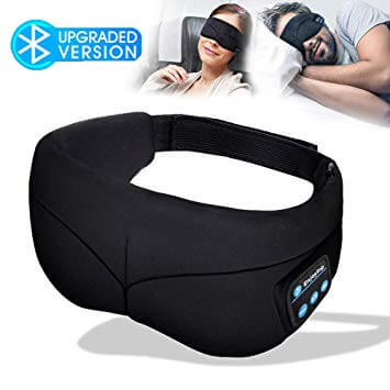 HIGHEVER Sleep Mask Headphone