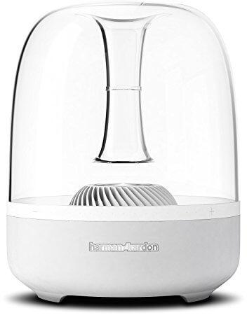 Harman Kardon Aura Studio Bluetooth Home Speaker For Echo Dot