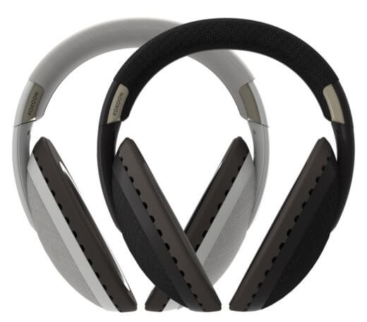 Kokoon-Headphones for sleeping is an intelligent headphone with EEG sensors for auto volume adjustment during sleep and leisure