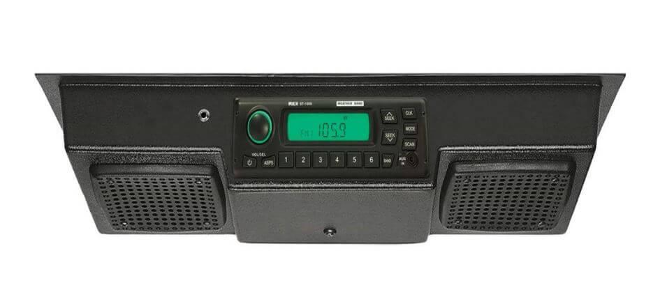 New REI Roof-Mounted Radio Kit
