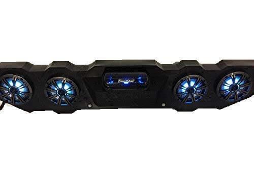 SD PIONEER1KRGB Overhead Golf Cart Stereo Radio System