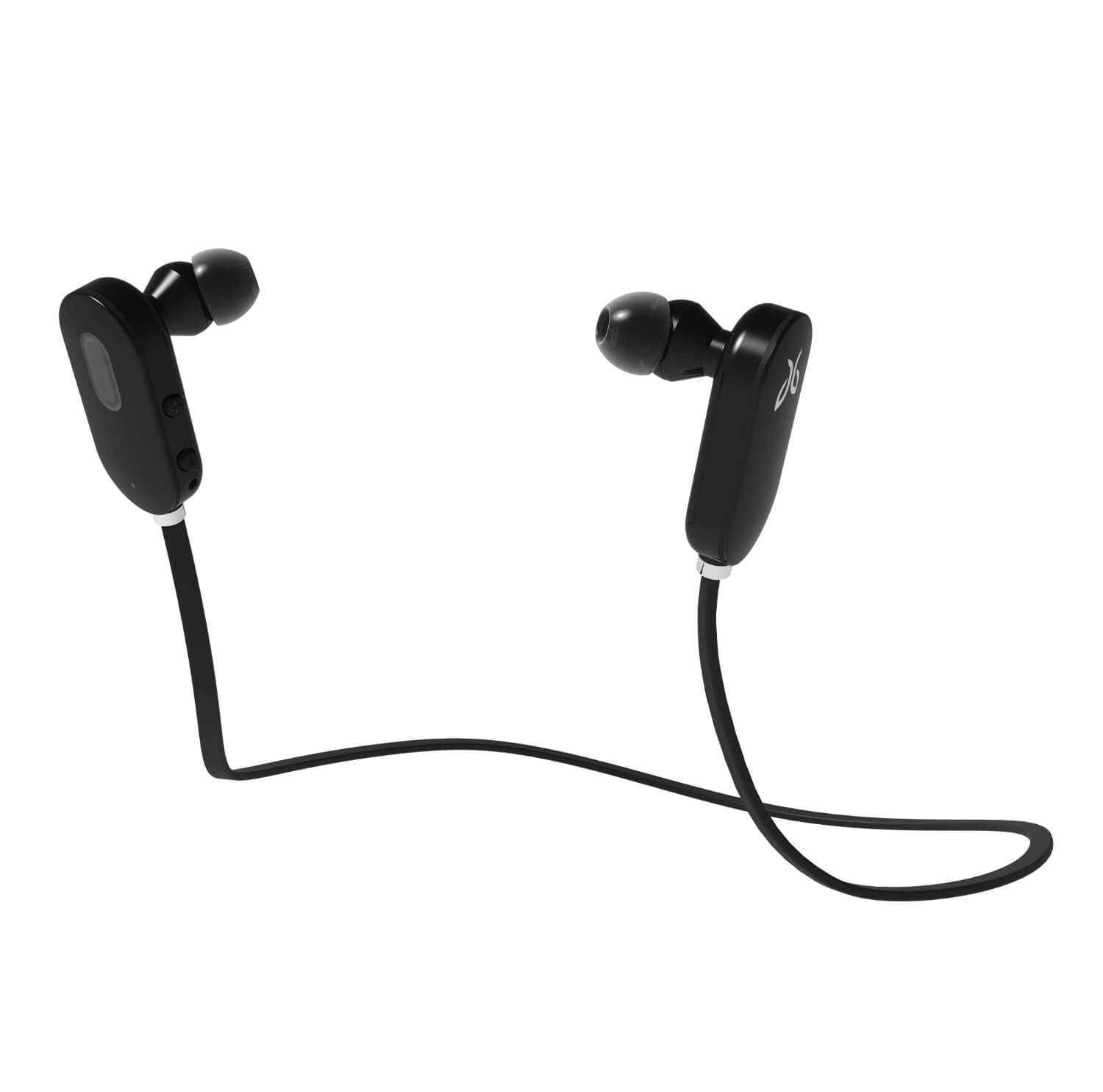 jaybird-freedom-wireless-earbud is a sweat proof outdoor use headset