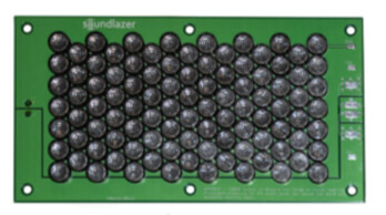 98 Large Ultrasonic Speaker Array
