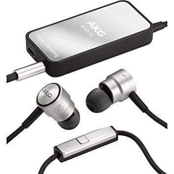 AKG K391NC Active Noise Cancelling Earbud