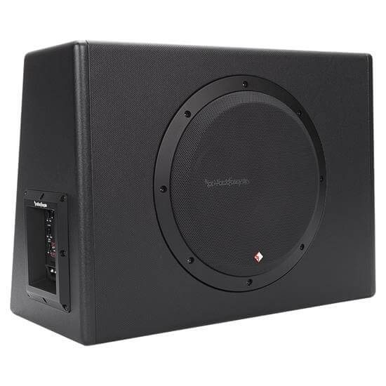 Rockford Fosgate P300-10 Punch under seat car subwoofer