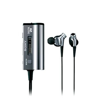 Sony MDR NC300 Active Noise Cancelling Earbud