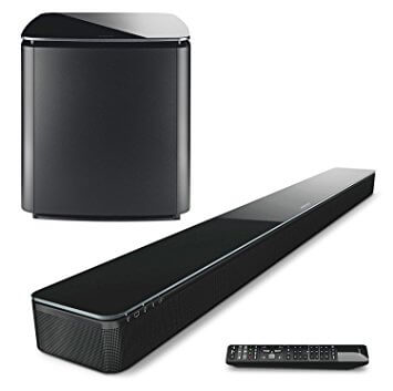 Bose SoundTouch 300 - A premium speaker bar for home theater experience