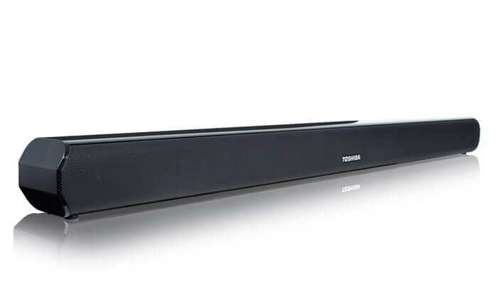 Toshiba TY-SBX130 Compact Soundbar