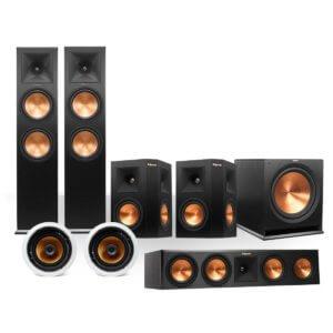 Klipsch 5.1 RP-280 Surround Sound