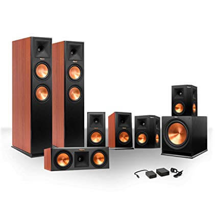 Klipsch 7.1 Premiere Surround Sound Speaker