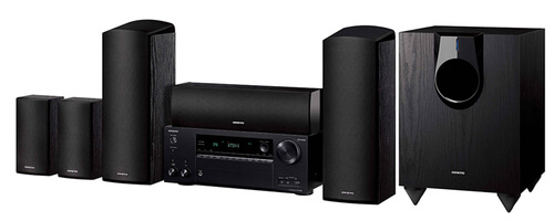 Onkyo HT-S7800 5.1.2 Ch. Dolby Atmos Home Theater