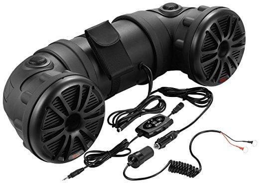 BOSS Audio ATV25B ATV Speaker Tube