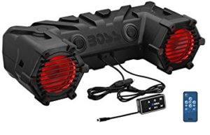 BOSS Audio ATV30BRGB ATV Speaker Tube