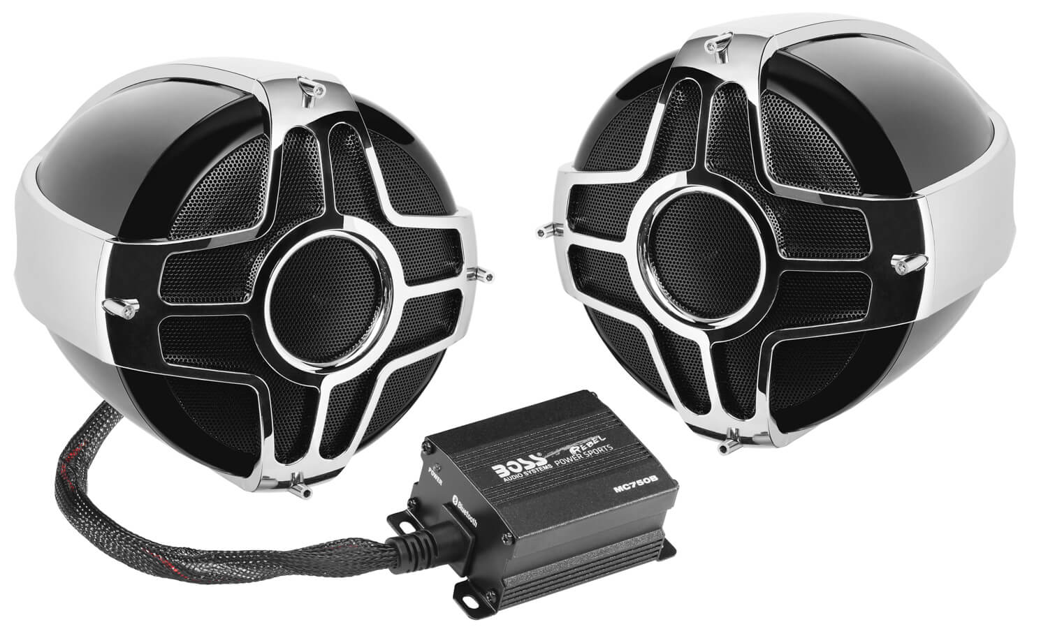 Boss Audio MC750B ATV Speaker