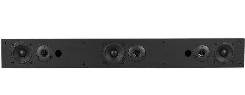 Dayton Audio BS41 LCR Speaker Bar