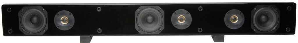 Dayton Audio BS36 LCR Passive Soundbar