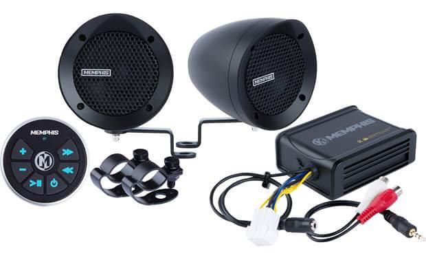 Memphis Audio MXABMB2BT ATV Speaker