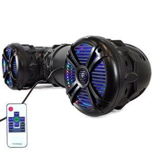 Pyle PLATV65BT ATV stereo system tube