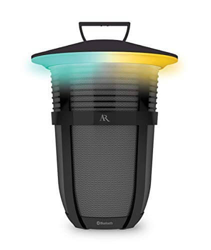 Acoustic Research Santa Clara Light Up Speaker