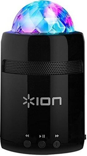 ION Audio Pocket-Sized Bluetooth Speaker With Light