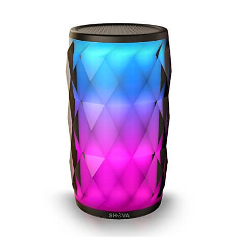 SHAVA Jewel Night Light Bluetooth Speaker